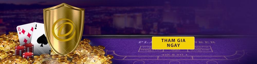Thưởng Chào Mừng Casino Trực Tuyến